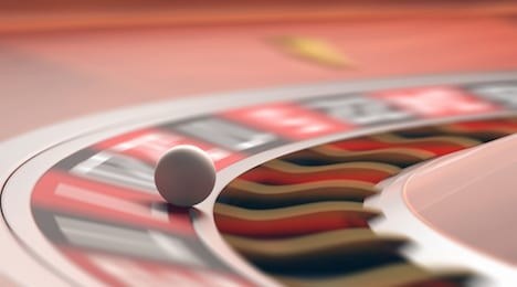 A roulette - a symbol of having a chance of success in a business-critical program