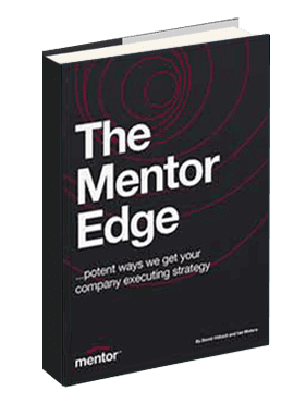 The Mentor Edge - Short-cut to strategy content success eBook