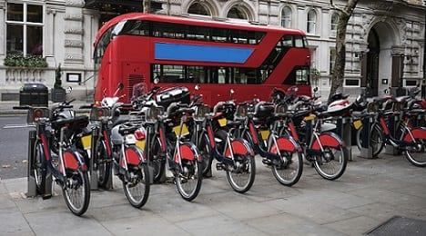 Buses, Bikes and Broadband