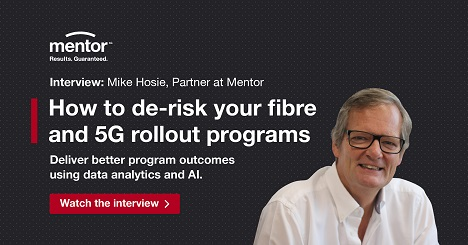 Mike Hosie interviews with Total Telecom